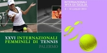 Veneta Cucine at the international tennis cup in palermo