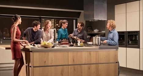 """""""A tu per tu"""": the new Veneta Cucine commercial"""