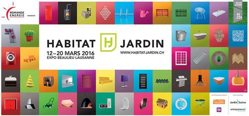 Habitat & Jardin 2016 - Losanna Beaulieu (Switzerland)