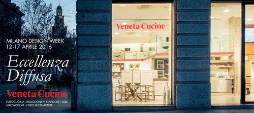 The Veneta Cucine Design Week 2016