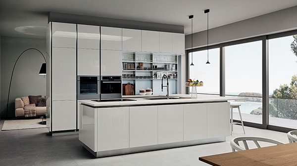 Kitchen Oyster Essence | Veneta Cucine