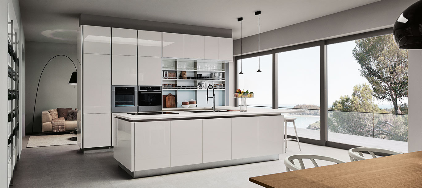 Modern and classic kitchen manufacturer veneta cucine for Cucine shop on line
