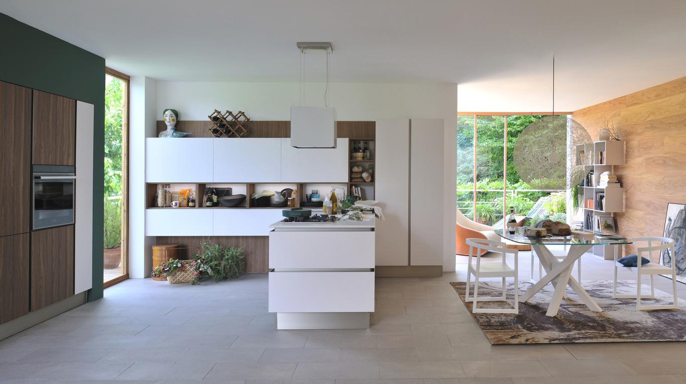 Kitchen Oyster Pro Essence | Veneta Cucine