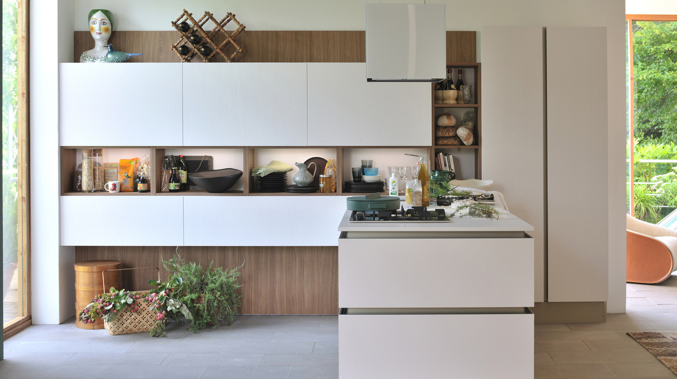 Kitchen Oyster Pro Essence | Veneta Cucine