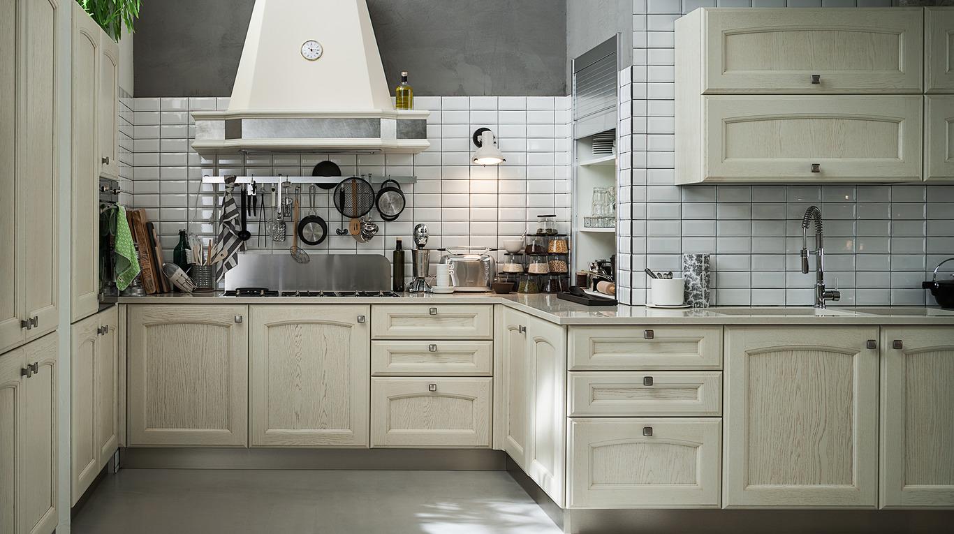 Kitchen Villa d\'Este Tradizione | Veneta Cucine