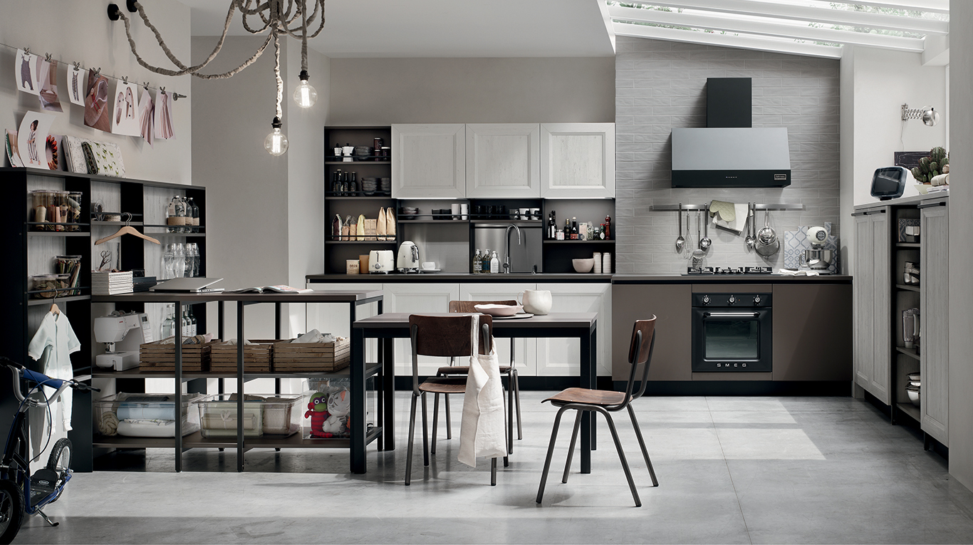 Kitchen Tablet.GO Quick Design | Veneta Cucine